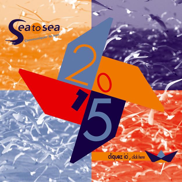 Sea to Sea vous souhaite une très belle année 2015